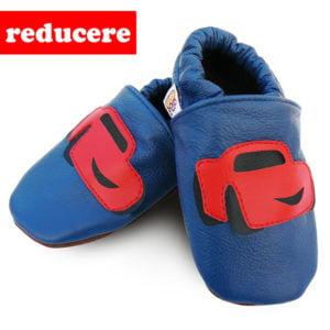 papucei piele prewalkeri