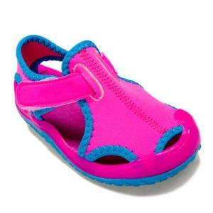 sandale pentru copii material textil