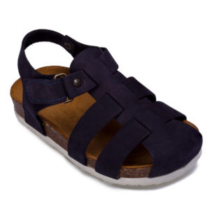 sandale piele talpa pluta