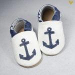 papuci piele copii papuci casa copii