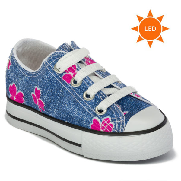 tenisi converse jeans