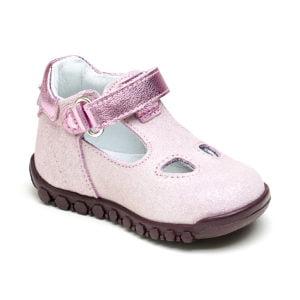 papuci piele cu talpa moale