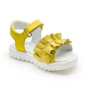 sandale piele elegante cu talpa usoara