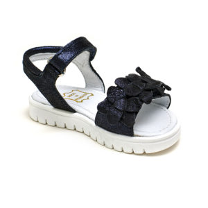 sandale din piele moale