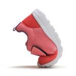 papucei textili usori cu talpa spuma