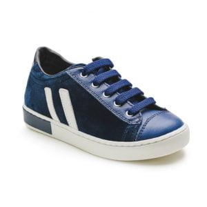 papucei piele casual copii