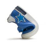 papucei piele flexibili usori