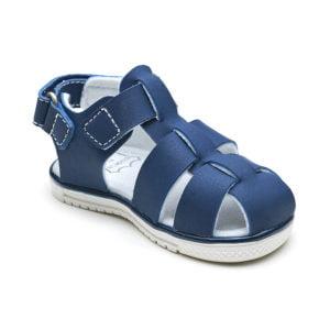 sandale copii piele interior