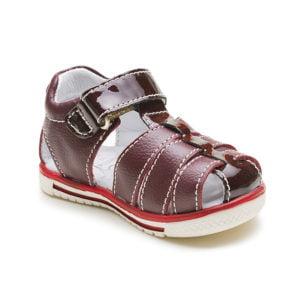 sandale piele moale cu talpa usoara primii pasi