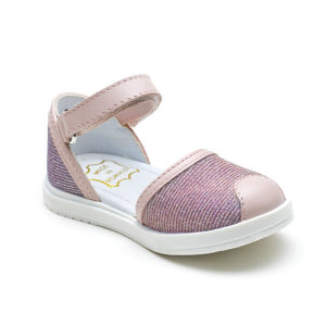 sandale balerini din piele soft usoara