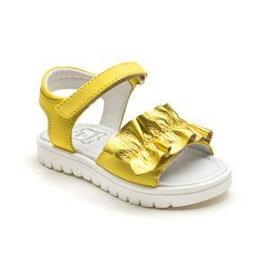sandale piele cu talpa moale