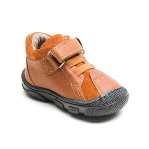 pantofi piele primii pasi cu talpa moale