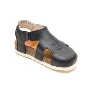 sandale usoare din piele copii