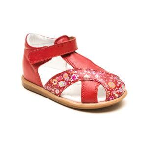 sandale piele fetite
