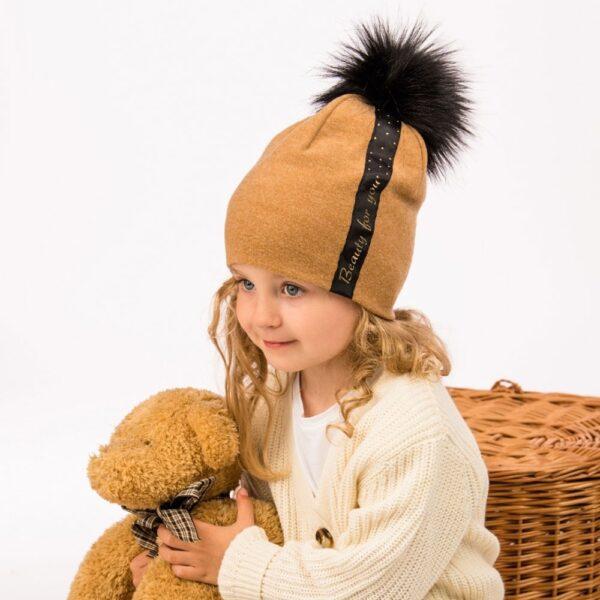 caciula lana copii