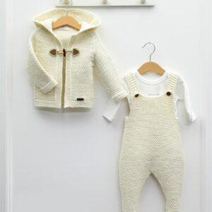 bluzita si pantaloni lana copii